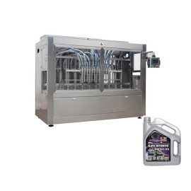 """מכונת מילוי שמן מילוי 250 ml-5000 ml עם מהירות מילוי גבוהה 3000-4500 קמ""""ש"""