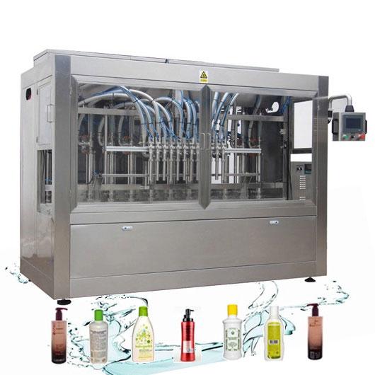 מכונת מילוי מכונת כביסה כביסה אוטומטית בפני קורוזיה עמידה בפני קורוזיה