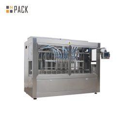מכונת מילוי חומרי הדברה מסוג שקילה ליניארית לחבית בקבוק 5-25L או קנקן יכול