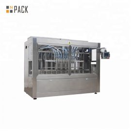 מכונת מילוי מכונת כביסה נוזלית לטפטוף 0.5-5L הוכחה לטפטוף 12 חרירים 3000 B / H
