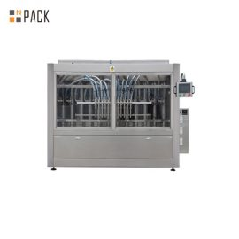 Automatic Liquid Filling Machine For 0.5 – 2L Wine / Soy Sauce