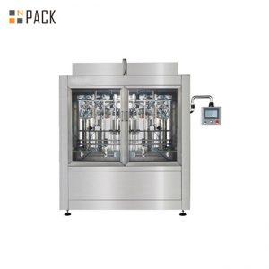 מכונות מילוי להדבקה נוזלית למילוי משאבות רוטור סרוו וקרמים