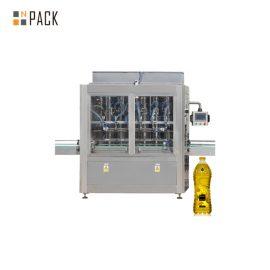 220 V / 380V אספקת חשמל מכונת מילוי שמן למאכל הפעלת מסך מגע