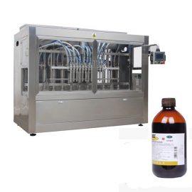 מכונת מילוי בקבוק הדברה אוטומטית לחלוטין