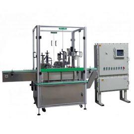 אמינות גבוהה מכונת מילוי לק / קיבולת מכונת מילוי מונובלוק 60BPM
