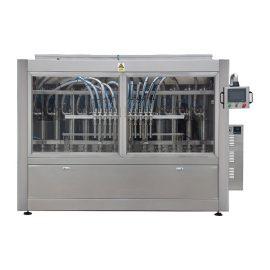 מכונת מילוי חמאת קוקוס בוכנה אוטומטית מסוג ליניארי