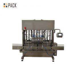 מכונת מילוי נוזלים קורוזיביים אוטומטיים לגלון 1L-1 לניקוי