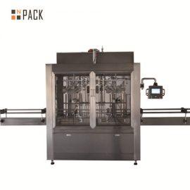 מכונת מילוי שמן ריבה אוטומטית להדבקה נוזלית